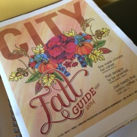 Rochester CITY Newspaper Fall Guide 2014
